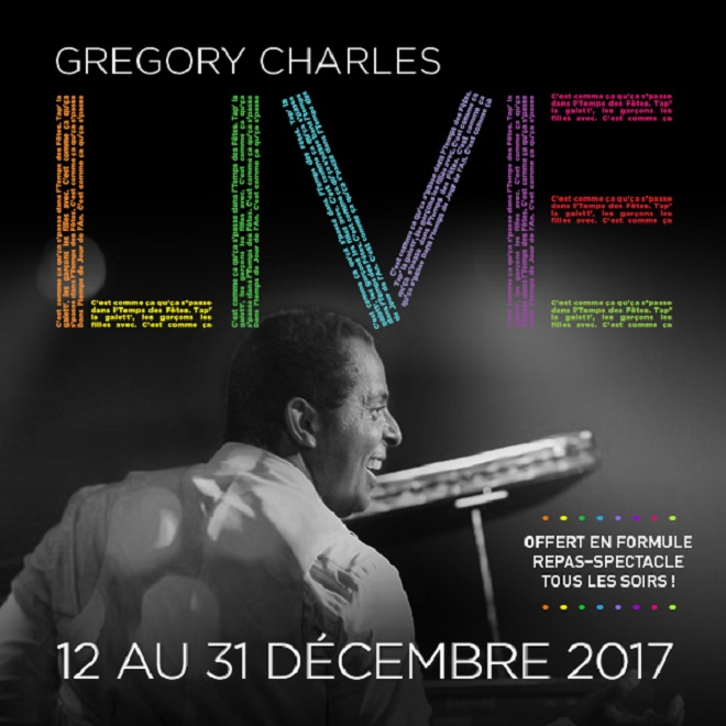 Gregory Charles Live