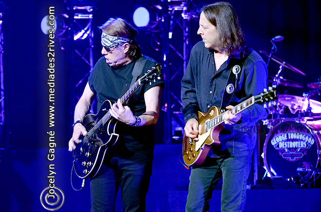 George Thorogood and the Destroyers au Capitole