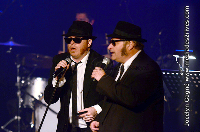The Sons of the Blues Brothers