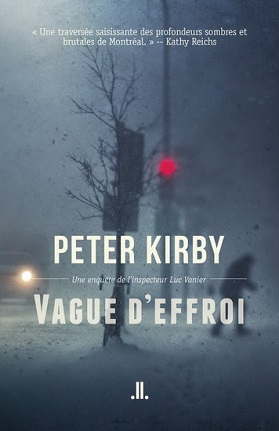 Peter Kirby... « Vague d'effroi »